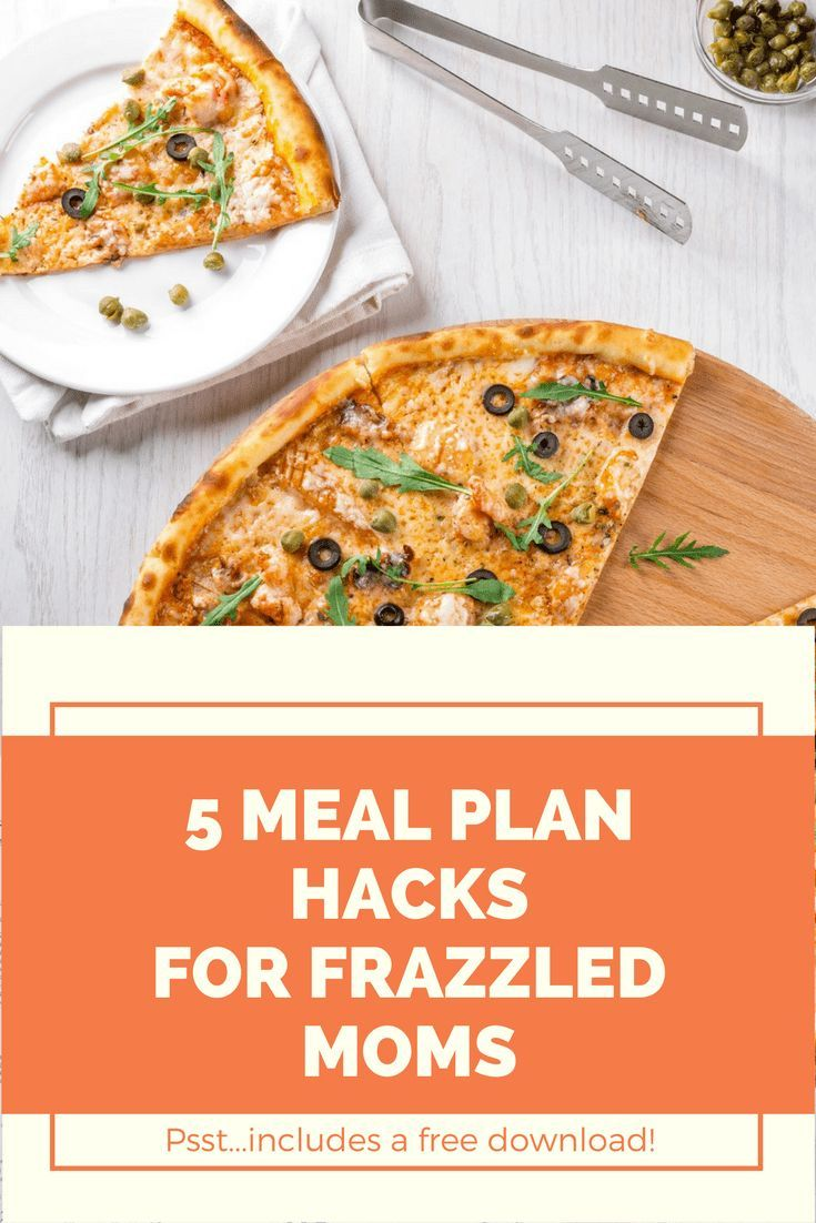 5 great tips for quick meal planning tips. If you're feeling frazzled or like an overwhelmed mom already, these tips will get meal times back on track. Includes free printable meal planner: plan your family meals and use this meal plan for healthy eating. Implement all those family dinner ideas with these monthly and weekly meal plan templates.