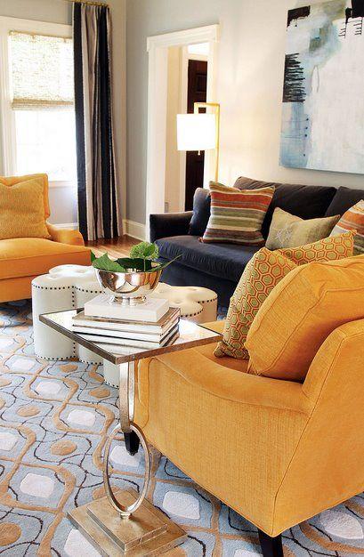 Interior Designer Beth Keim Created A Colorful And Classy