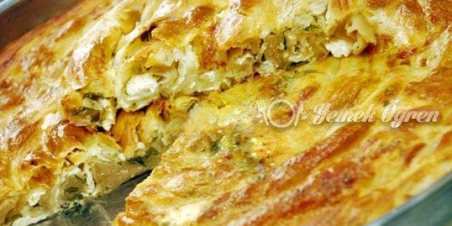 Boşnak Böreği Tarifi – Boşnak Böreği Nasıl Yapılır?