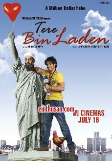 Tere Bin Laden Hindi Movie Online - Ali Zafar, Pradhuman Singh, Sugandha Garg and Piyush Mishra. Directed by Abhishek Sharma. Music by Shankar-Ehsaan-Loy. 2010 Tere Bin Laden Tamil Movie Online.