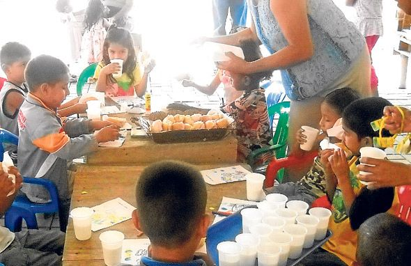 Responsabilidad global: Banco de alimentos, columna de #Epicuro en #LaRevista de #DiarioELUNIVERSO del 13 de octubre del 2013.  #ResponsabilidadSocial #Alimentos #CriticaGastronomica