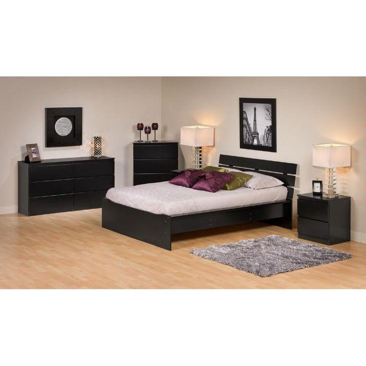 15 Wonderful Black Bedroom Set Queen Photo Inspiration