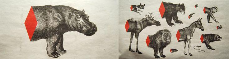 Illustration parue dans Libération - Arnaud Jarsaillon, Remy Poncet, Cyrielle Tricot