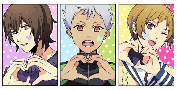 Pretty Rhythm Rainbow Live Boys!