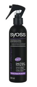 Review: Syoss Heat Protecting Styling Spray