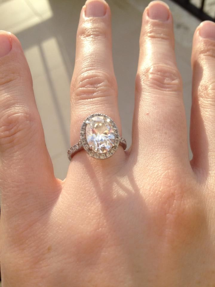Just wanted to say a massive thank you to 77 Diamonds for creating my dream come true engagement ring!