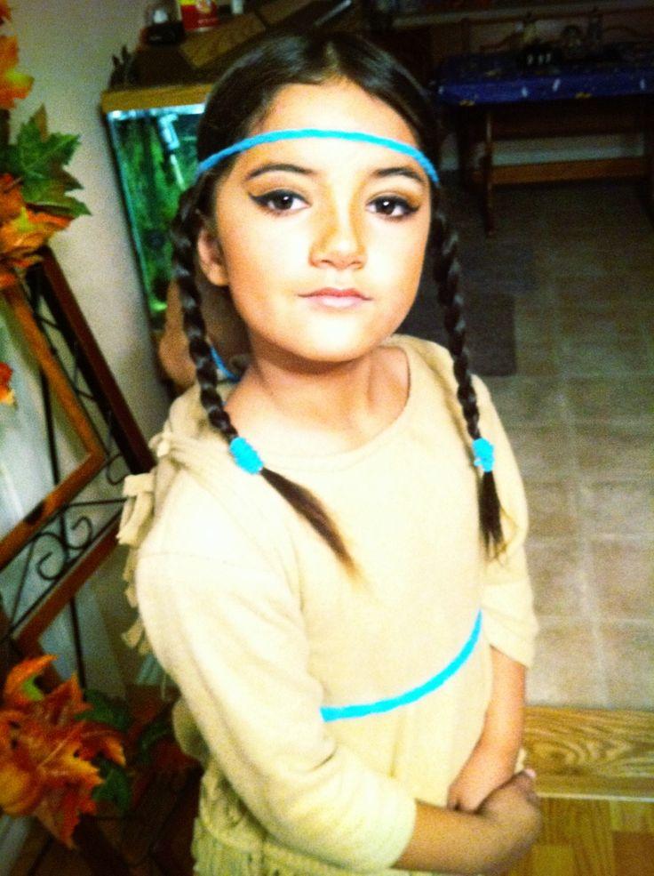 Sacagawea Costume 2013 Halloween