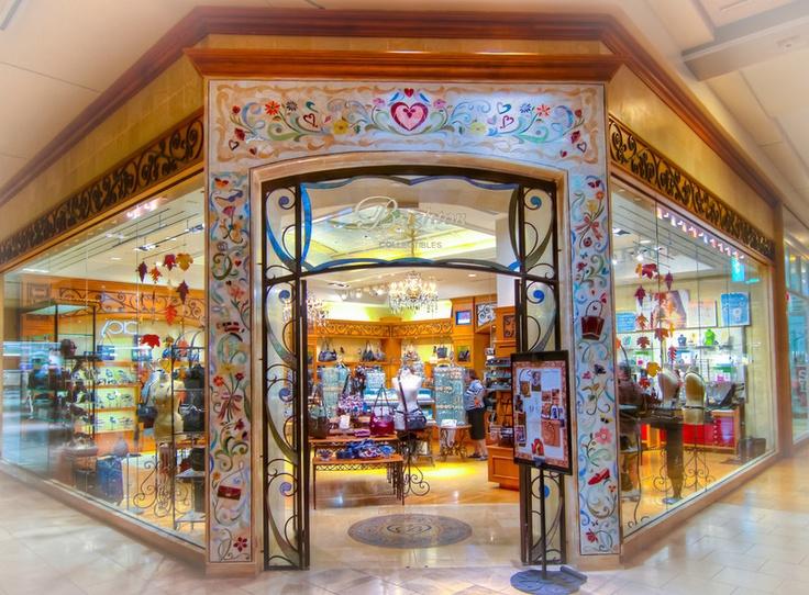 shinny, bright I love the brighton store