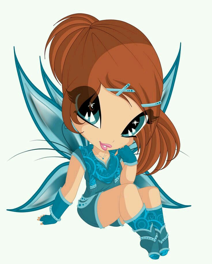 17 best images about chibi on pinterest cute chibi shy 39 m and death note - Winx mini fee ...