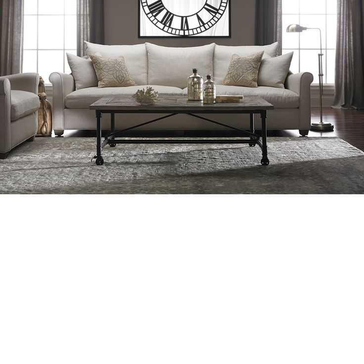 The Dump Furniture Store: The Dump Furniture - Leo Belgian Roll Arm Sofa