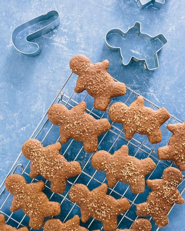 Soft Gingerbread Cookies Recipe Eat Sweets Pinterest