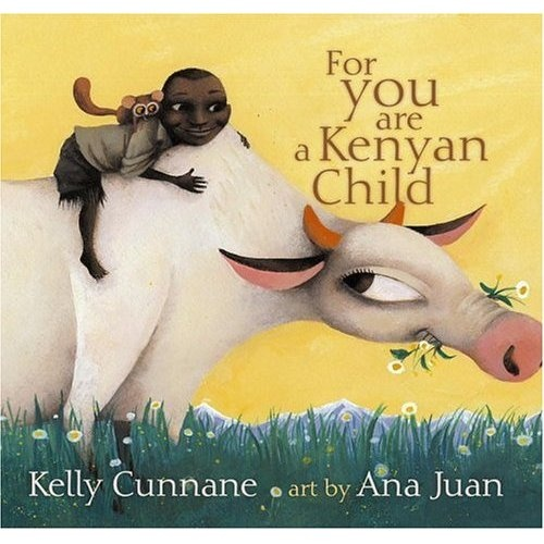 This is one of the Africa books that we LOVE.