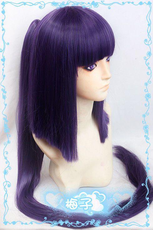 Details About 532 Log Horizon Akatsuki 100cm Long Purple