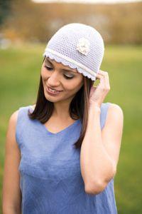 Sweet Pea Hat by Nathalie O'Shea, Love of Crochet