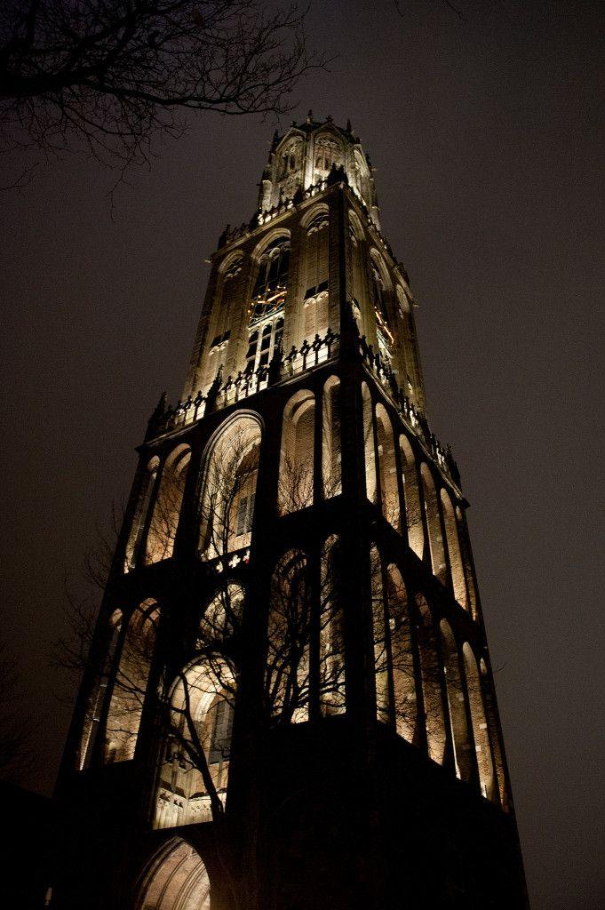 Vrede van Utrecht, Verlichte Dom, Utrecht.