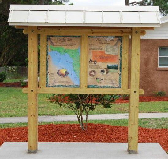 1000 images about trail head kiosks on pinterest kiosk for Garden kiosk designs