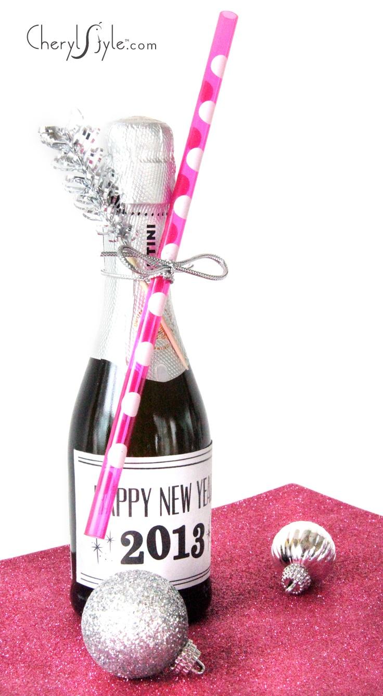 die besten 25 mini champagner flaschen ideen auf pinterest gastgeschenke f r hochzeiten mini. Black Bedroom Furniture Sets. Home Design Ideas