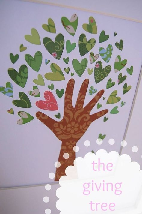 the giving tree essays I believe that happiness is all that really matters in life the giving tree have impacted and changed my ways in thinking, even now it still does.