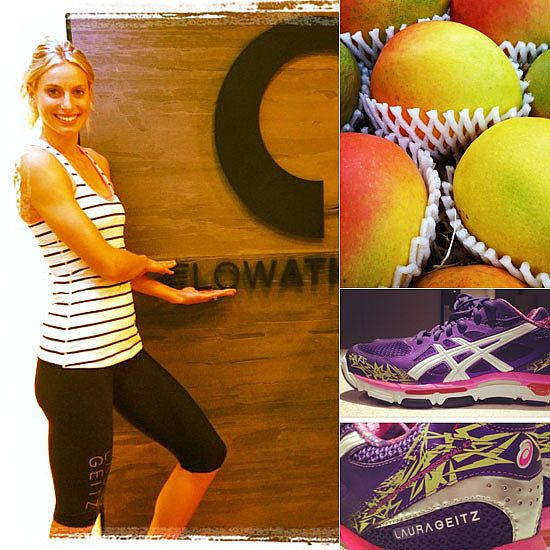 My Day on a Plate: Netball Champ, Laura Geitz