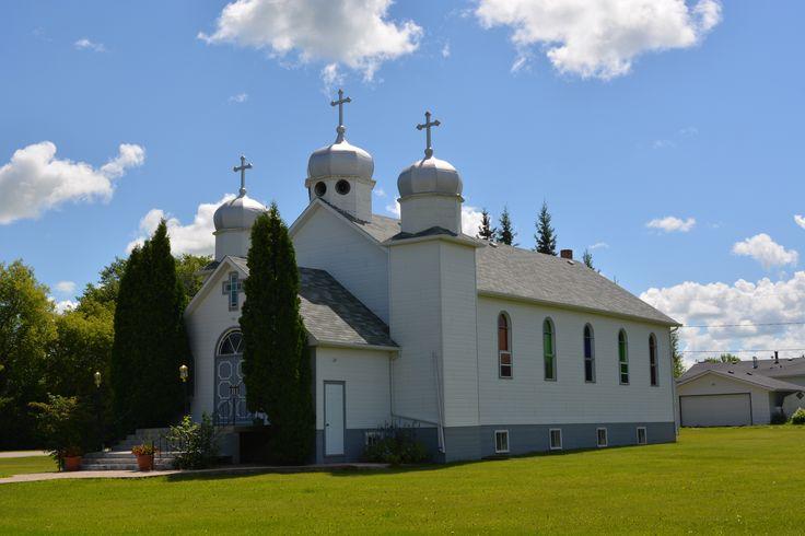 Sacred Heart Ukrainian Catholic Church 1945 Wakaw, Saskatchewan