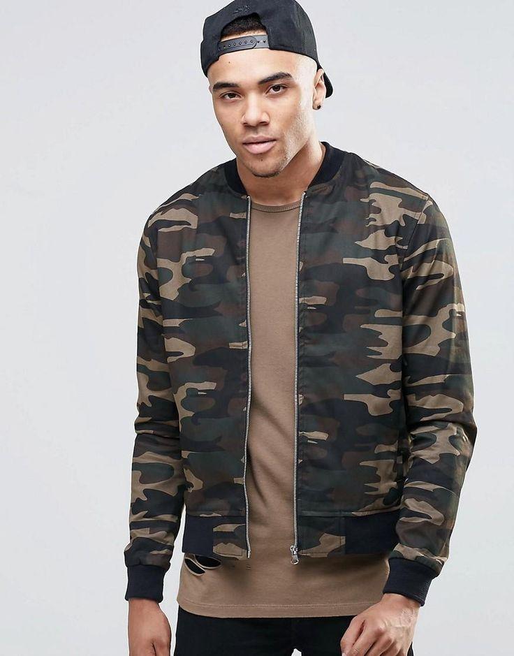 Best 25  Men's bomber jackets ideas on Pinterest   Jacket men, Men ...