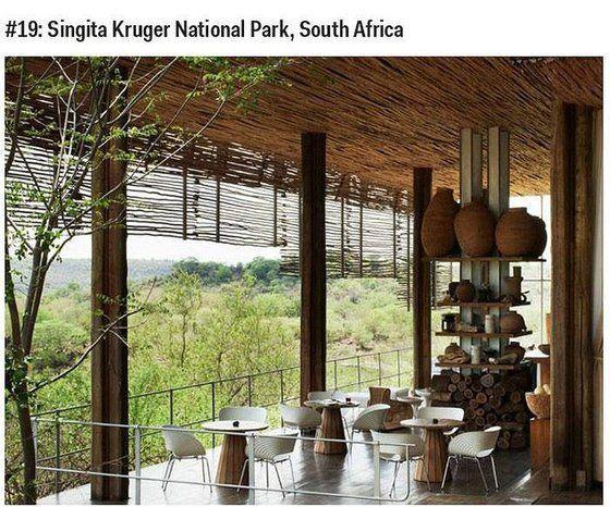 シンギタ・クルーガー国立公園 南アフリカ
