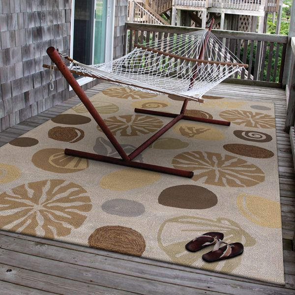 The Barnegat Bay Sand Outdoor Rug Is Available Through Berninger Designs In  The #Cincinnati Area