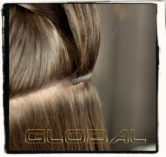 63 best tape hair extensions images on pinterest your hair tape hair extensions application pmusecretfo Choice Image