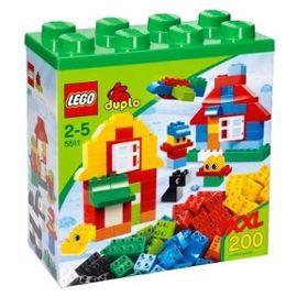 Lego Duplo 5511 Boîte De Briques Duplo Xxl
