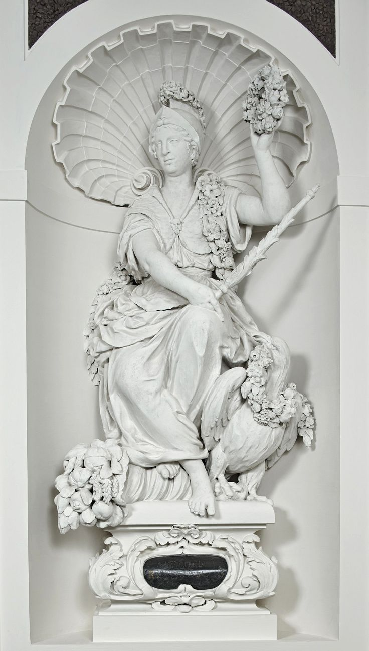 Allegory of Abundance of the Polish-Lithuanian Commonwealth is one of the statues in vestibule of the Palace on the Water in Warsaw created for Stanisław Herakliusz Lubomirski by circle of Tylman Gamerski in about 1686 and inspired by a print by Jean-Jacques Boissard from 1602