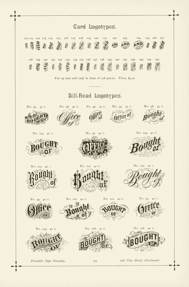 The Comeback of Victorian Typography