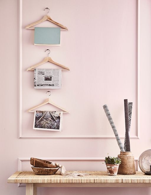 keep magazines and newspapers in order by hanging them neatly on hangers ikea has a wide selection of clothes hangers and trouser hangers