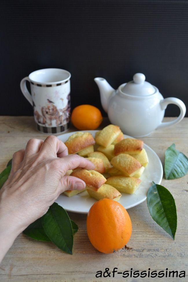 acqua e farina-sississima: tortine al limone