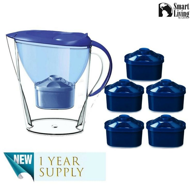 Get an entire year of clean, fresh, Alkaline Water with this special promo offer! Check this out: https://smartlivingbylake.com/products/alkaline-water-pitcher-special-promo-package-deal?utm_content=buffer948a4&utm_medium=social&utm_source=pinterest.com&utm_campaign=buffer #SmartLiving #ChoosetobeWise #AlkalineWater #AlkalinePitcher #SpecialPromo