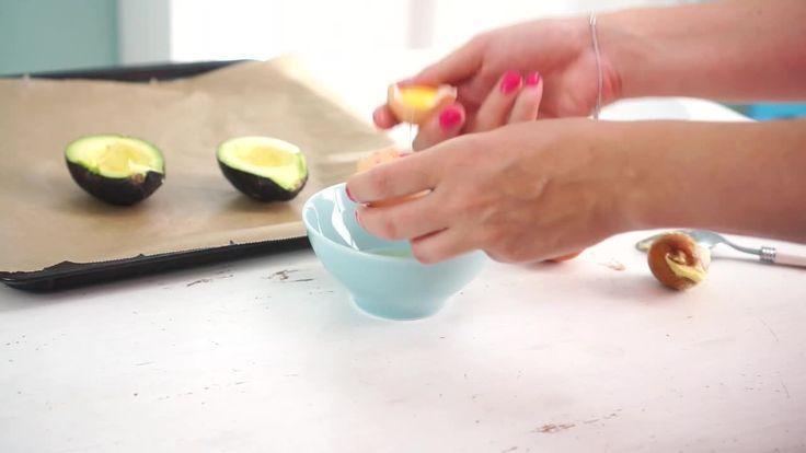 Genial einfach: Das Avocado-Ei Schiffchen