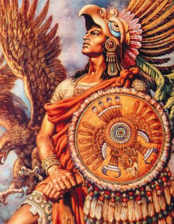 Moctezuma was the emperor of the Aztecs during the time that they ruled Mexico. His empire was the most powerful empire of the region, making him extremely important in history.