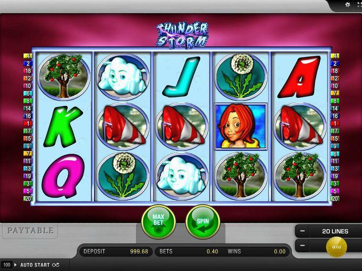 Drehe jetzt unsere Neusten online Spielautomaten Spiel Thunder Storm - http://freeslots77.com/de/thunder-storm/