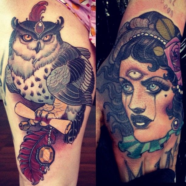 emily rose tattoo instagram - photo #13