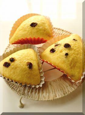「* 中国の蒸しパン * マーラーカオ♪」cherry♪ | お菓子・パンのレシピや作り方【corecle*コレクル】