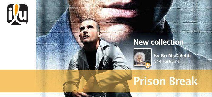 #PrisonBreak  Por Bo McCalebb