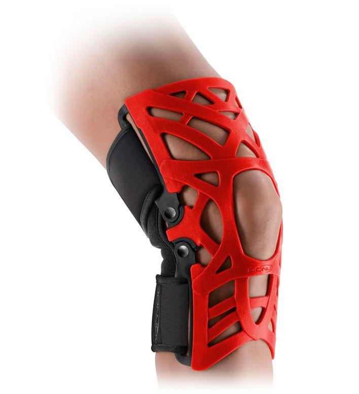 Donjoy Reaction Web Knee Brace Exosquelette Et Pieds