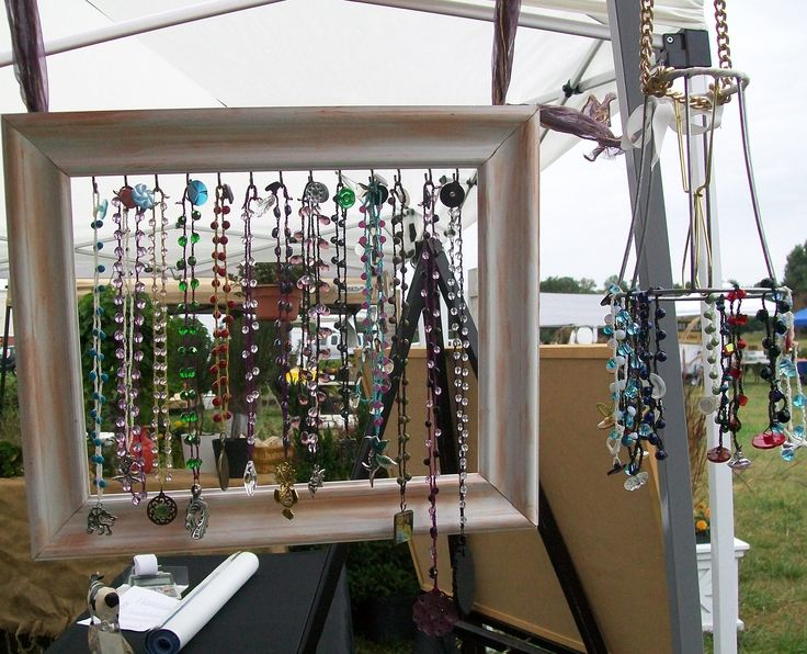 Jewelry Craft Show Booth Displays