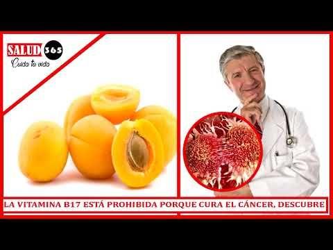 La vitamina B17 está prohibida porque cura el cáncer mejor que la quimioterapia y destruye cualquier - YouTube