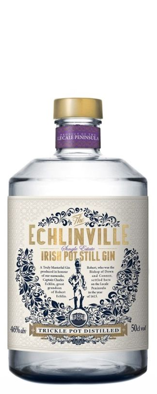 Echlinville Single Estate Irish Pot Still Gin