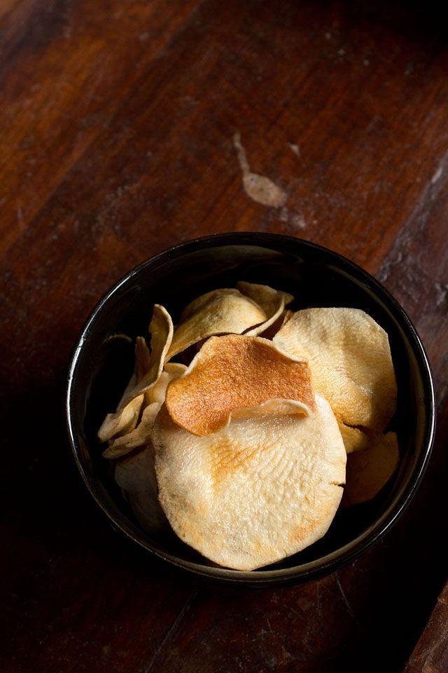 essiccata al sole patatine fritte - come fare patatine fritte secche Dom
