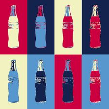Image result for warhol cola