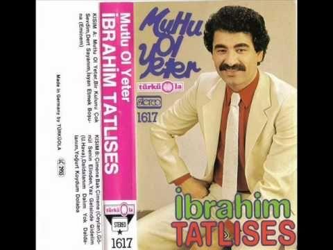 Ibrahim Tatlises,Yogurt Koydum Dolaba
