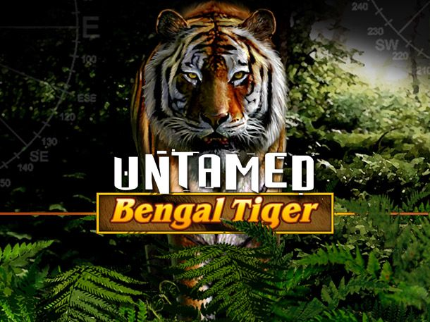 Can you tame the tiger?  Here's 10 free spins on this week's featured game, Untamed Bengal Tiger.  Use the following code UBTFREE  http://bit.ly/18qbFPR  (T&C'S APPLY)