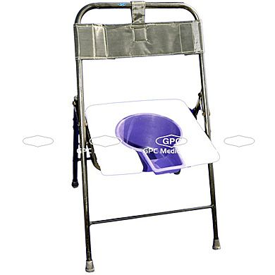 Bedside Commode Chair: GPC Medical Ltd.  - Exporter, Manufacturers of Commode chair, bedside commode chair from India.