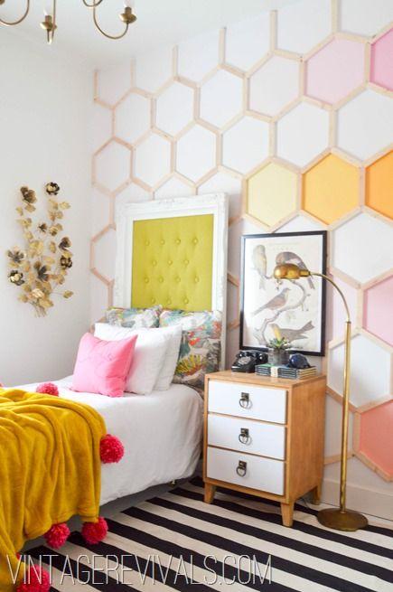 Spunky 4 yr old Dream Room Makeover @ Vintage Revivals-2